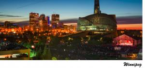 The Forks, Winnipeg.